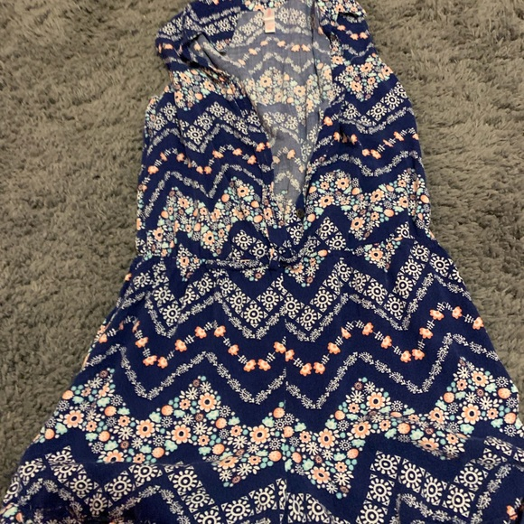 70b96329c9 Target Dresses | Very Pretty Romper That I Have Never Worn | Poshmark